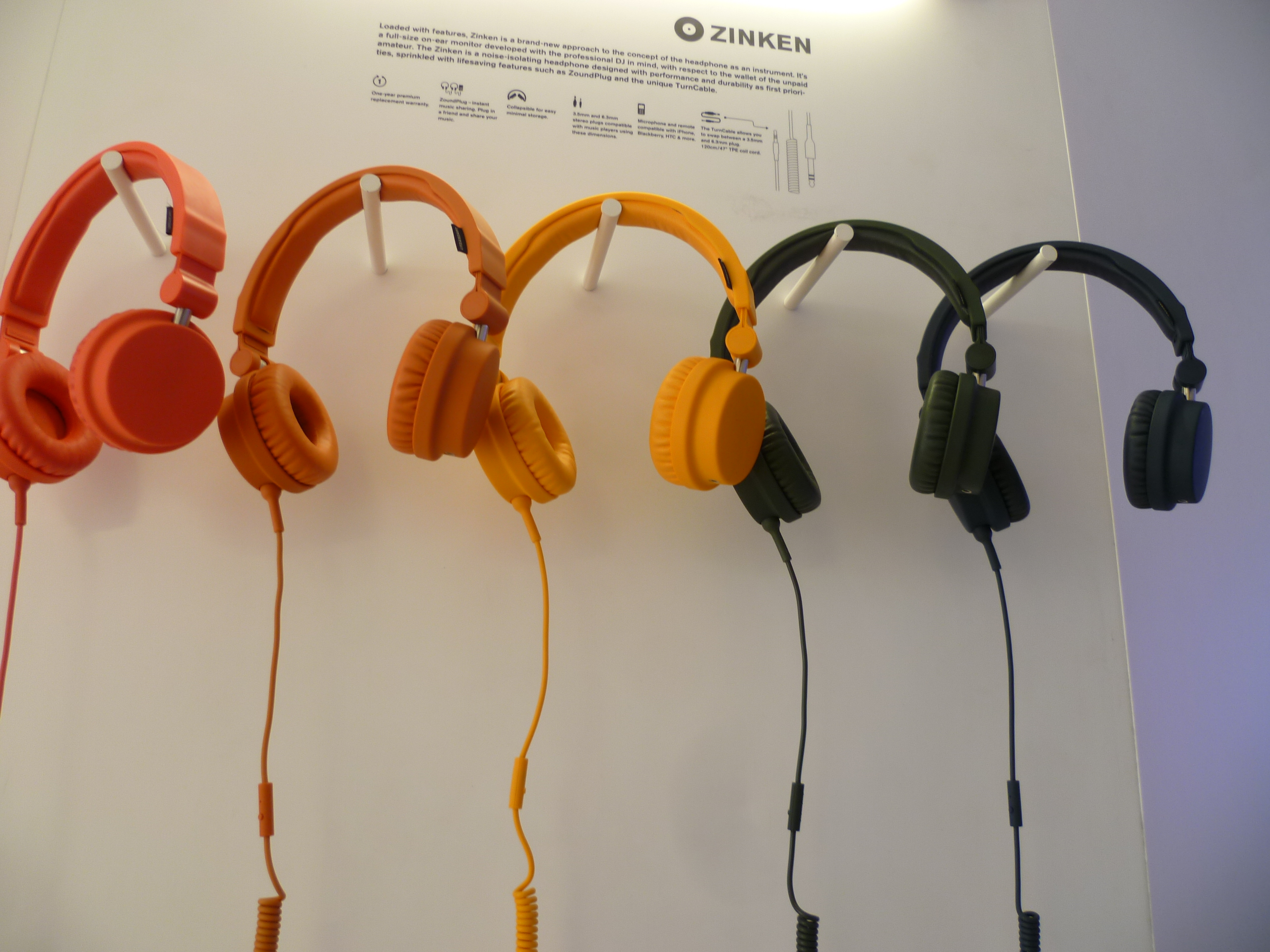 urbanears colour spectrums