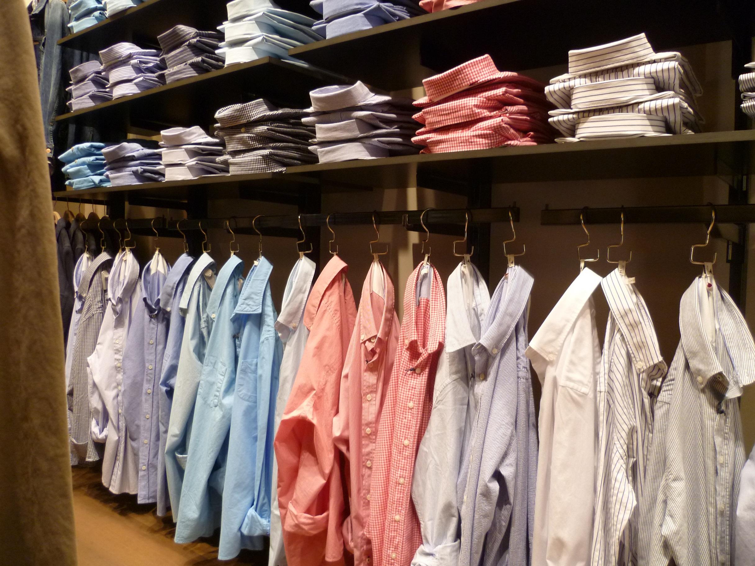 Mango Menswear shirts