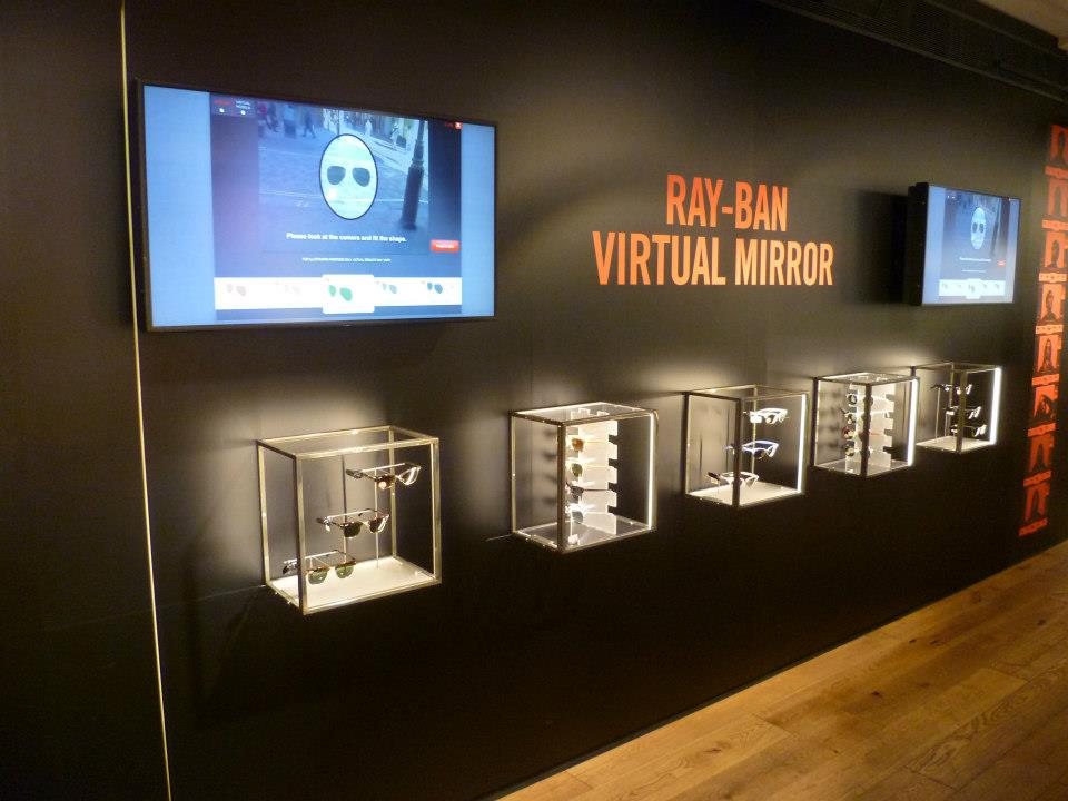 rayban-polarising-windows-store-interior