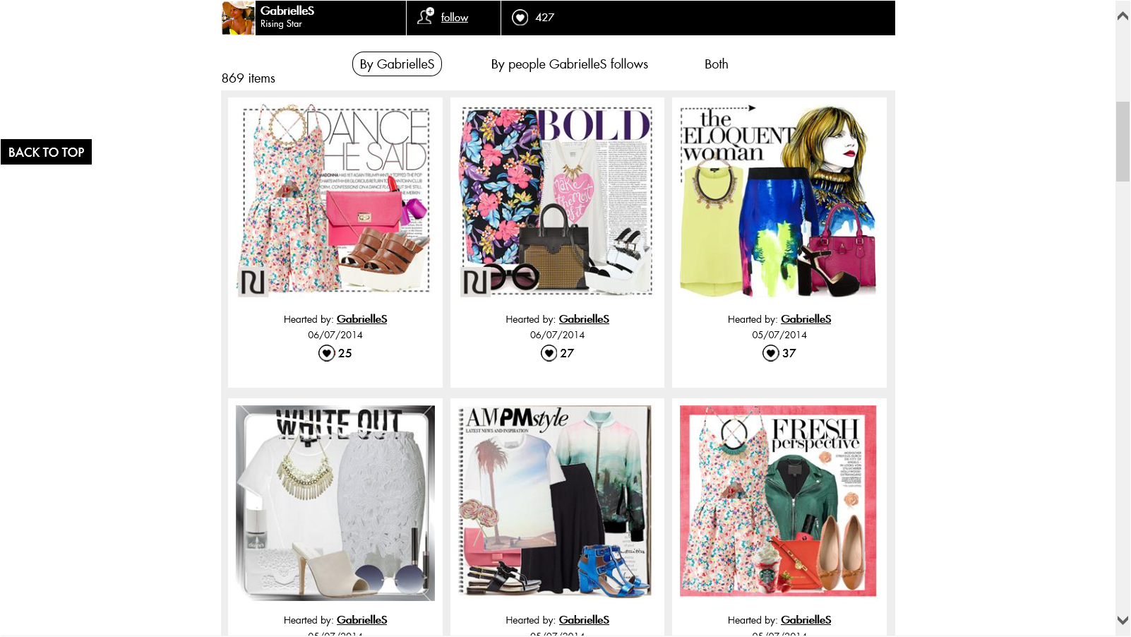 25909cff124 Creative Souls of Fashion  ASOS Fashion Finders