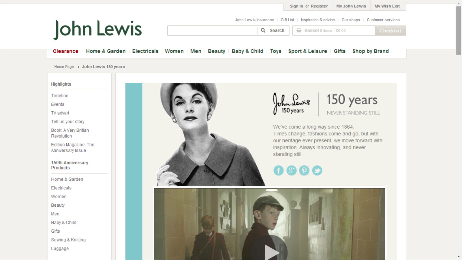 john-lewis-150-years-homepage