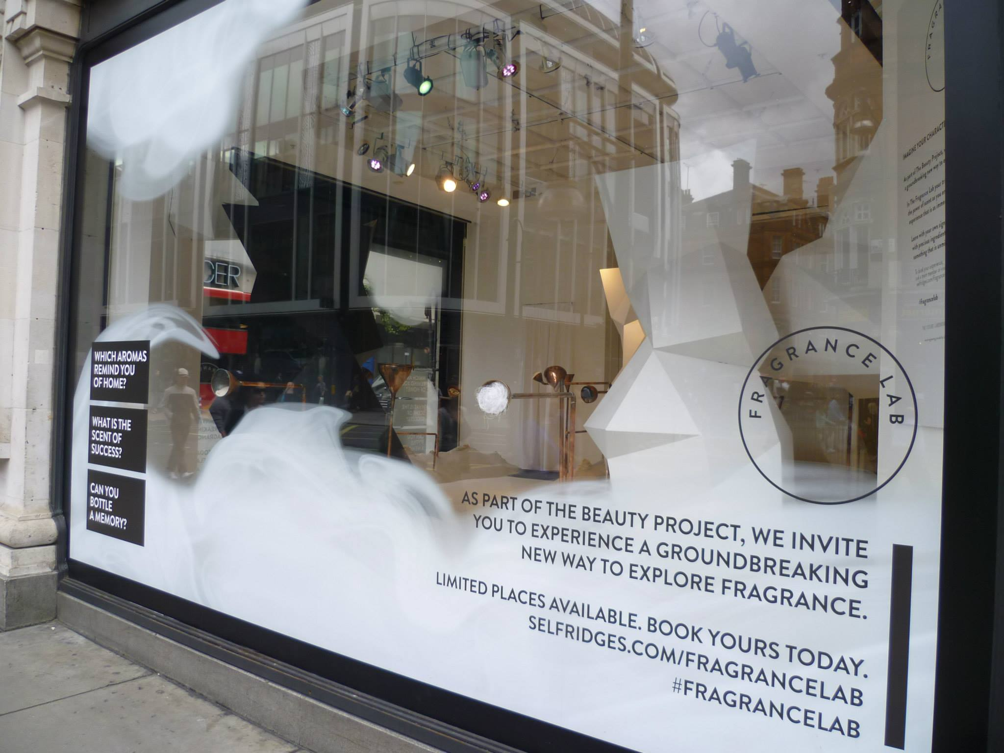 RIBA reveals 2016 Regent Street Windows | Wallpaper*