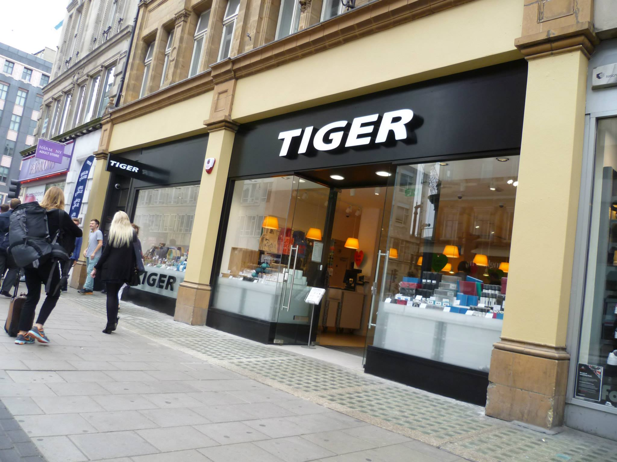 tiger online store