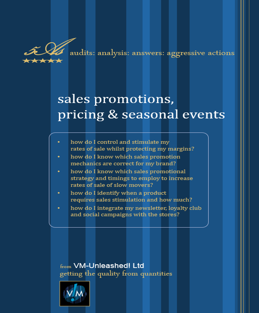 sales promotion-pricing-seasonal-events