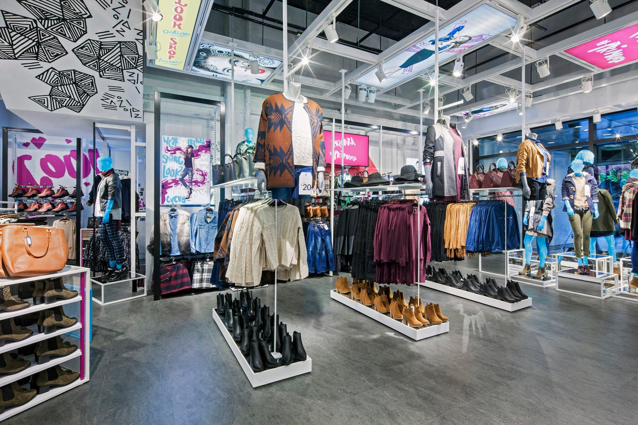 Primark weighs in state side entry of a fashion heavyweight for Trend design shop