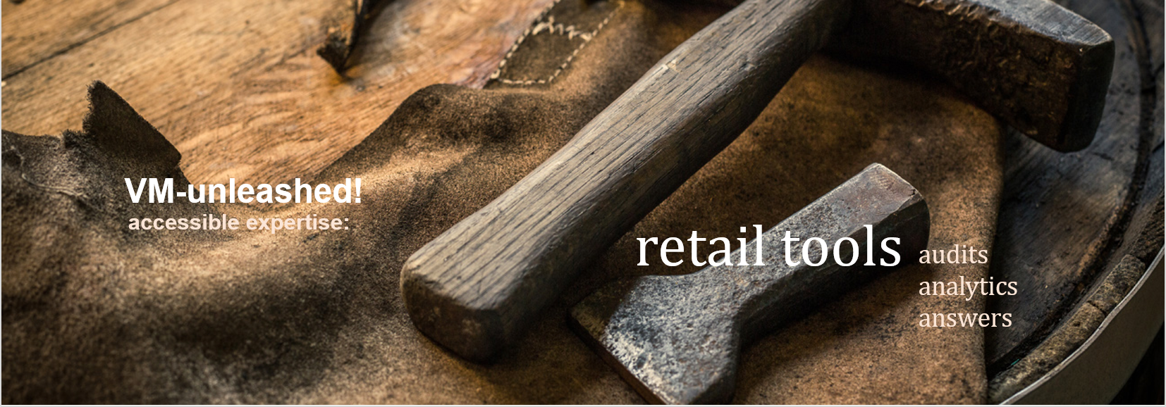 vm-unleashed-accessible expertise-retail-tools