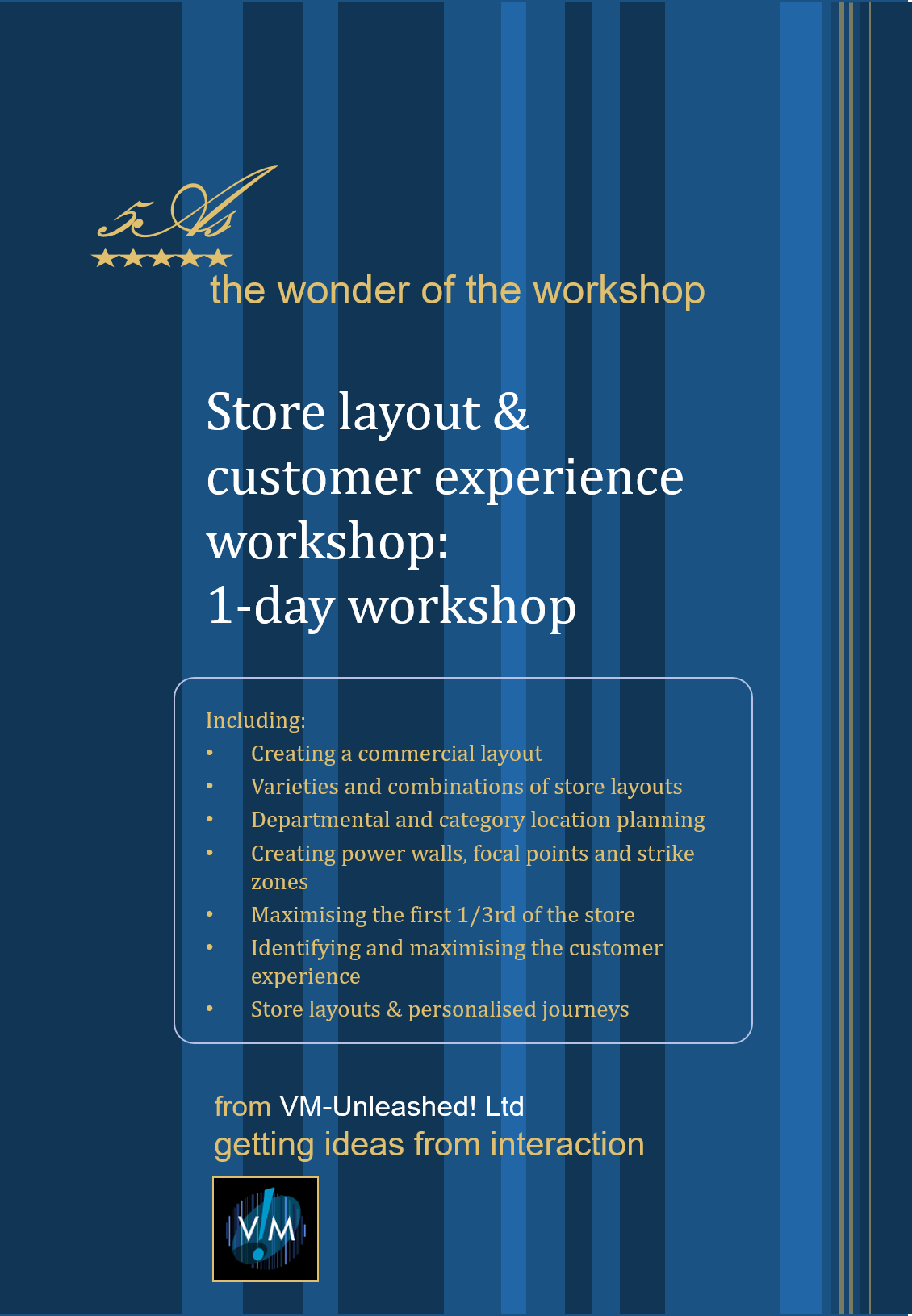 vm-unleashed-workshop-store-layout-customer-experience